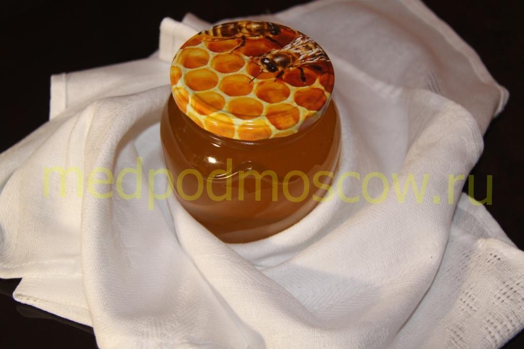 Мёд Подмосковья